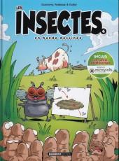 Les insectes en bande dessinée -4- Les insectes 4 en bande dessinée