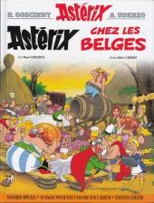 Astérix -24ES- Astérix chez les Belges