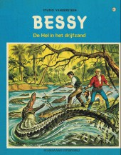 Bessy (en néerlandais) -83- De hel in het drijfzand