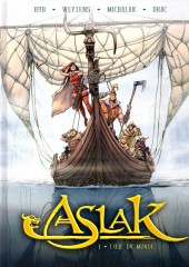 Aslak -1b- L'Œil du monde