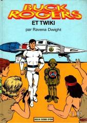 Buck Rogers - Buck Rogers et Twiki