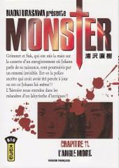 Monster (Urasawa) -11- L'angle mort