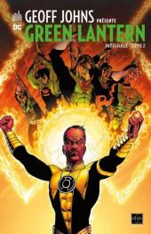 Green Lantern (Geoff Johns présente) -INT02- Intégrale - Tome 2