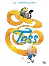 Couverture de Tess