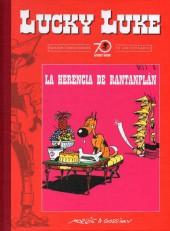 Lucky Luke (Edición Coleccionista 70 Aniversario) -20- La herencia de Rantanplán