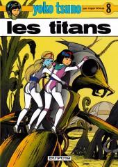 Yoko Tsuno -8a93- Les titans
