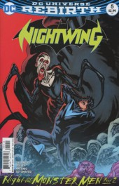 Nightwing (2016) -5- Night of the Monster Men, Part 2