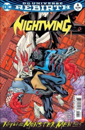 Nightwing (2016) -6- Night of the Monster Men, Part 5