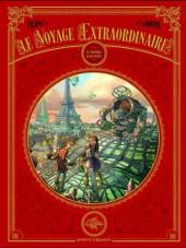 Le voyage Extraordinaire -INT1- Cycle 1 - Le Trophée Jules Verne