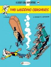 Lucky Luke (en anglais) -6264- The wedding crashers