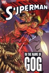 Superman (TPB) -INT- Superman: In the Name of Gog
