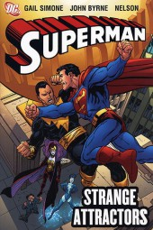 Superman (TPB) -INT- Superman: Strange Attractors