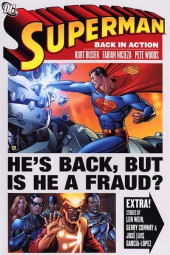 Superman (TPB) -INT- Superman: Back in Action