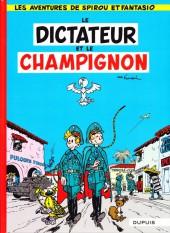 Spirou et Fantasio -7HTV17- Le Dictateur et le Champignon