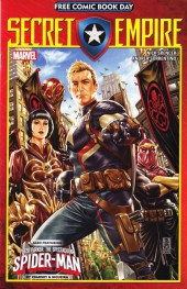 Free Comic Book Day 2017 - Secret Empire / Peter Parker: The Spectacular Spider-Man