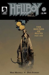 Hellboy in Hell (2012) -7- The Hounds of Pluto - part 1