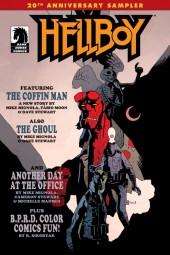 Hellboy (1994) -HS- Hellboy 20th Anniversary Sampler