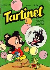 Tartinet -55- Le tomahawk du Grand Manitou