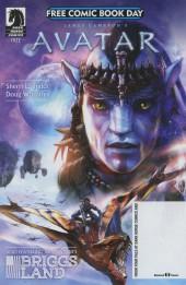 Free Comic Book Day 2017 - Avatar / Briggs Land