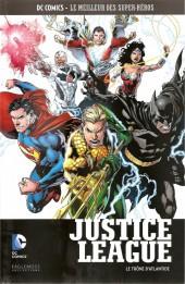 DC Comics - Le Meilleur des Super-Héros -47- Justice League - Le Trône d'Atlantide