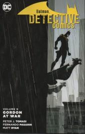Detective Comics (2011) -INT09- Gordon at war