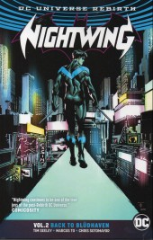 Nightwing (2016) -INT02- Back to bludhaven