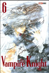 Vampire Knight -INT06- Volume 6