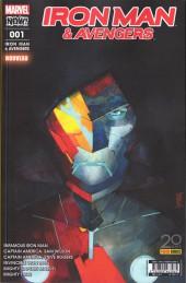 Iron Man & Avengers -1- L'Homme au masque de fer