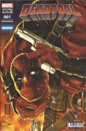 Deadpool (Marvel France 5e série - 2017) -1- Beaucoup de bruit pour rien