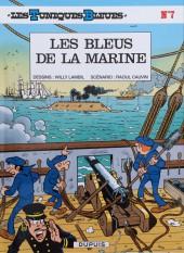 Les tuniques Bleues -7d2015- Les bleus de la marine