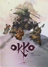 Okko -3c2016- Le cycle de la terre I
