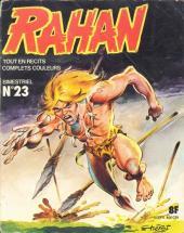 Rahan (1re Série - Vaillant) -23- Le démon de paille/Le