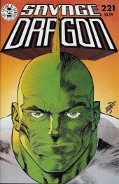 Savage Dragon Vol.2 (The) (Image comics - 1993) -221- Issue 221