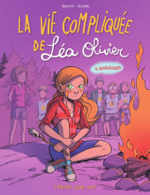 La vie compliquée de Léa Olivier -4- Angoisses