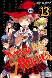Yamada kun & the 7 Witches -13- Tome 13
