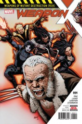 Weapon X (2017) -4- Issue 4