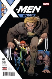 X-Men: Blue (2017) -5- Issue 5