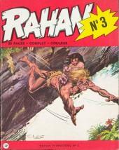 Rahan (1e Série - Vaillant) -3- Ceux qui marchent debout