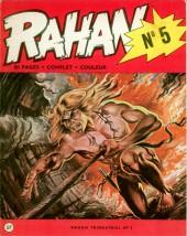 Rahan (1e Série - Vaillant) -5- Le collier de griffes/L'arbre du démon