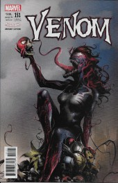 Venom Vol. 3 (Marvel comics - 2017) -151A- The Land Before Crime part one