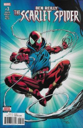 Ben Reilly: Scarlet Spider (2017) -3- Issue #3