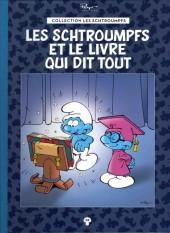 Les schtroumpfs - La collection (Hachette) -38- Les Schtroumpfs et le livre qui dit tout