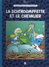 Les schtroumpfs - La collection (Hachette) -37- La Schtroumpfette et le Chevalier
