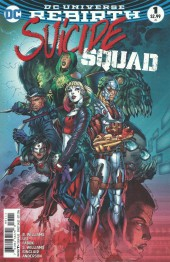 Suicide Squad (2016) -1- The Black Vault, Part One