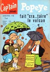 Popeye (Cap'tain présente) (Spécial) -6- Popeye fait