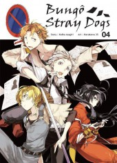 Bungô Stray Dogs -4- Tome 4