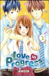 Love in Progress -2- Tome 2