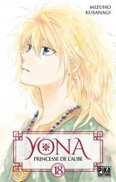Yona, princesse de l'aube -18- Tome 18