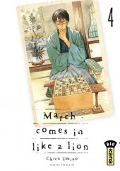 March comes in like a lion -4- Tome 4