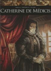 Ils ont fait l'Histoire -11FL- Catherine de Médicis